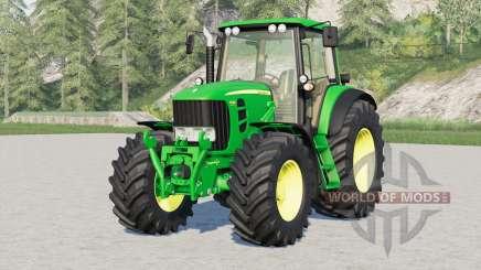 John Deere 7430 Premium〡has configurations for Farming Simulator 2017