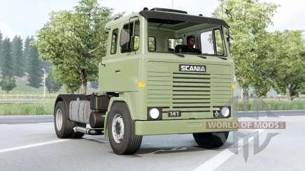 Scania LB141 v1.1 for Euro Truck Simulator 2