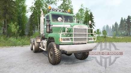 Freightliner M916A1 for MudRunner