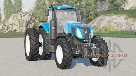 New Holland T8 series〡Americanized version for Farming Simulator 2017
