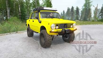 Vaz-2101 Jiguli〡Minion for MudRunner