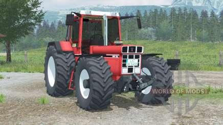 International 1455 XLA〡added wheels for Farming Simulator 2013