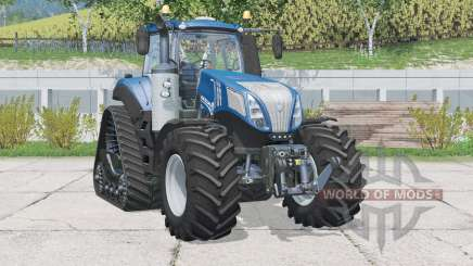 New Holland T8.Ꜭ35 for Farming Simulator 2015