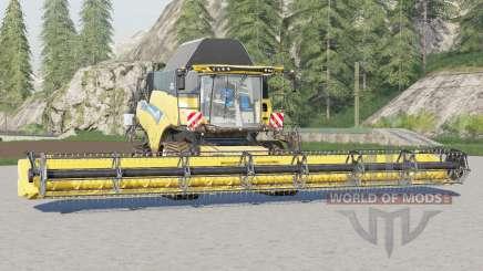 New Holland CR9.90 Revelation〡tank design for Farming Simulator 2017