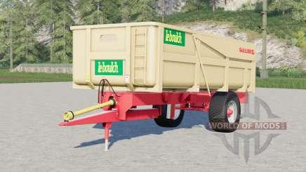 Leboulch Gold 11000 XL for Farming Simulator 2017