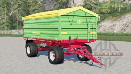 Strautmann SZK 802〡can be used as a platform for Farming Simulator 2017