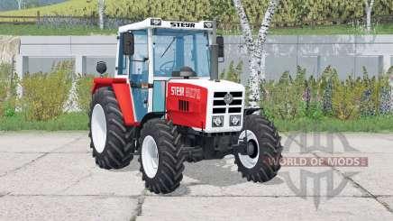 Steyr 8070A〡seat suspension for Farming Simulator 2015