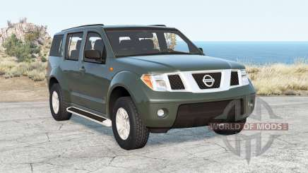 Nissan Pathfinder (R51) 2010 for BeamNG Drive