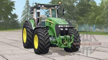 John Deere 7030 serieꞩ for Farming Simulator 2017