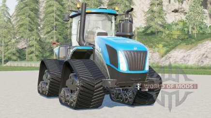 New Holland Ƭ9.700 for Farming Simulator 2017