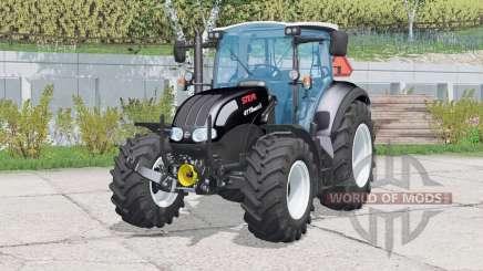 Steyr Multi 4115 Black Beauty for Farming Simulator 2015