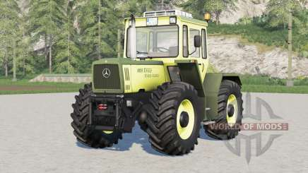 Mercedes-Benz Trac 1000〡steering speed reduced for Farming Simulator 2017