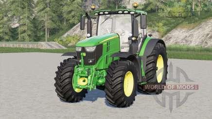 John Deere 6R serieѕ for Farming Simulator 2017