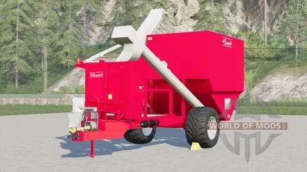 Stade ZW4010〡mill for Farming Simulator 2017