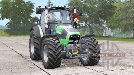 Deutz-Fahr Agrotron TTV 620〡FL console option for Farming Simulator 2017