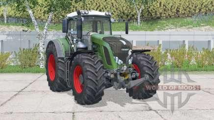 Fendt 936 Vaᵳio for Farming Simulator 2015