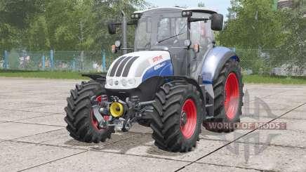 Steyr 4000 Mulƭi for Farming Simulator 2017