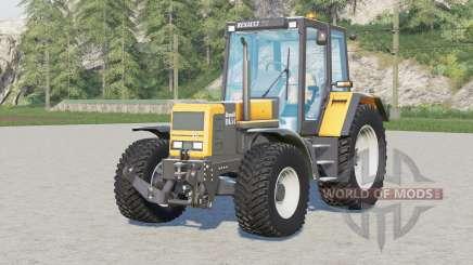 Renault 54 series〡different wheels for Farming Simulator 2017