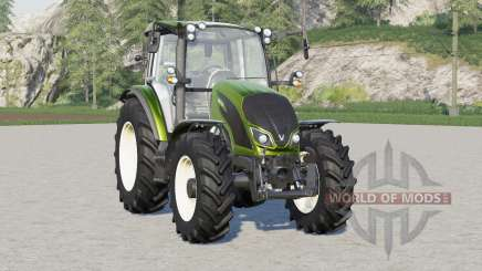 Valtra A series〡front hydraulics was added for Farming Simulator 2017