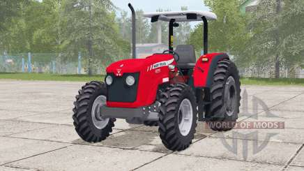 Massey Ferguson 4275〡power selection for Farming Simulator 2017