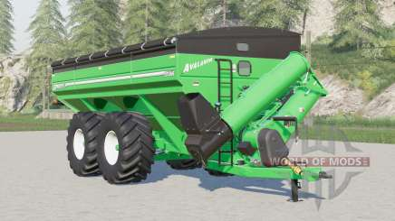 Brent Avalanche 1596〡7 wheels configurations for Farming Simulator 2017