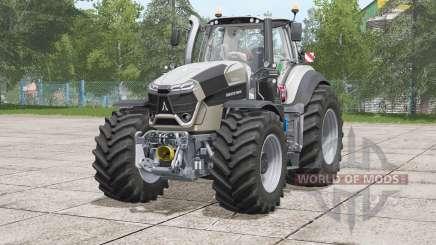 Deutz-Fahr Serie 9 TTV Agrotrɵn for Farming Simulator 2017