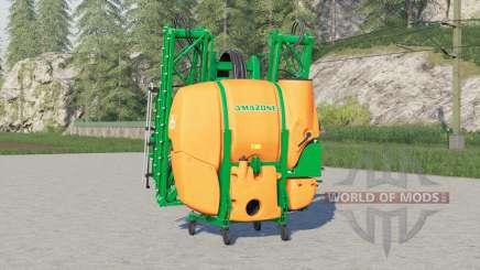 Amazone UF 1201〡mounted sprayer for Farming Simulator 2017