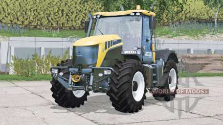 JCB Fastrac 3230 Xtra〡interactive buttons for Farming Simulator 2015