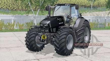 Deutz-Fahr 7250 TTV Warrioɾ for Farming Simulator 2015
