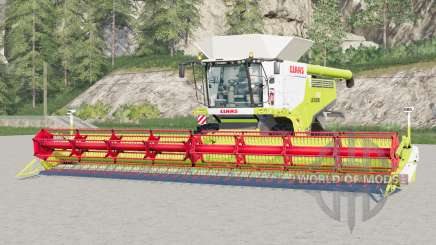 Claas Lexion 780〡real color textures for Farming Simulator 2017