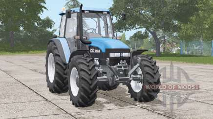 New Holland 60 series for Farming Simulator 2017