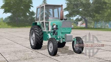 UMZ-6KL〡real behavior for Farming Simulator 2017