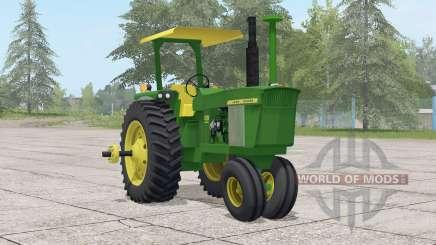 John Deere 4320〡tricycle for Farming Simulator 2017