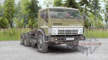 KAMAZ-5410 v1.3 for Spin Tires