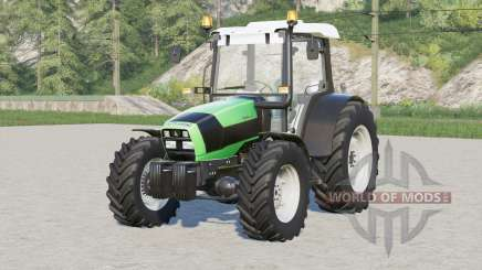 Deutz-Fahr Agrofarm 430〡visual extras for Farming Simulator 2017