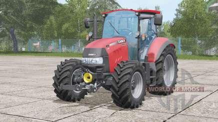 Case IH Farmall 105U Prꝺ for Farming Simulator 2017