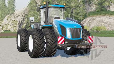 New Holland T9 serieʂ for Farming Simulator 2017