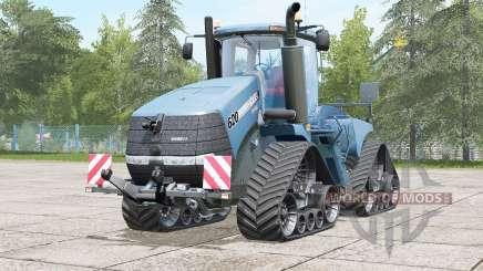 Case IH Steiger 620 Quadtrac〡colorable for Farming Simulator 2017