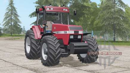 Case IH 7250 Magnum〡new exhaust effects for Farming Simulator 2017