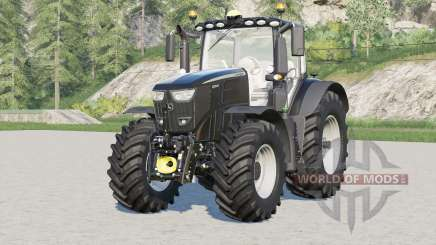 John Deere 6R series〡new rims for Farming Simulator 2017