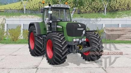 Fendt 930 Vario TMS〡regulagem do volante for Farming Simulator 2015
