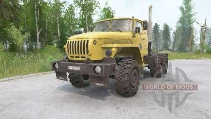 Ural-44202-0511-41 for MudRunner