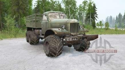 ZIL-157 for MudRunner