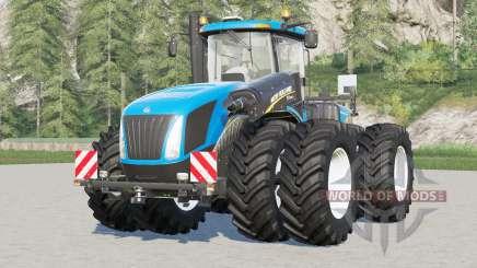 New Holland T9 series〡3 wheel brands for Farming Simulator 2017