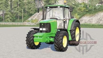 John Deere 6020 series〡attach configurations for Farming Simulator 2017