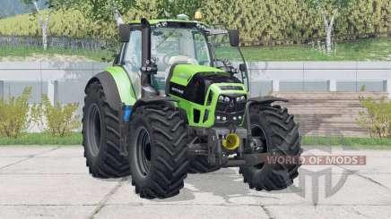Deutz-Fahr Serie 7 TTV Agrotron for Farming Simulator 2015