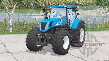 New Holland T70ろ0 for Farming Simulator 2015