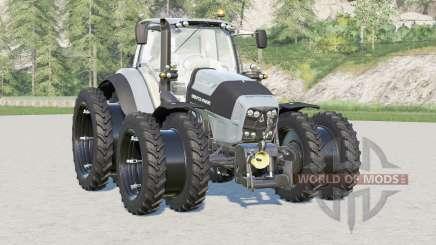 Deutz-Fahr Serie 7 TTV Agrotrøn for Farming Simulator 2017