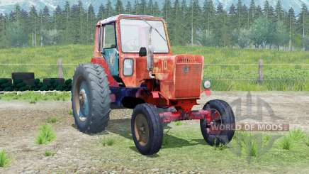 MTK-80L Belarus〡 Open doors for Farming Simulator 2013