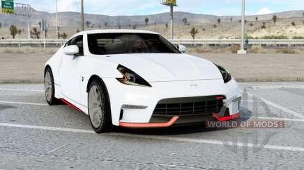 Nissan 370Z Nismo (Z34) 2014 v3.0 for American Truck Simulator